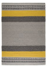 CANNIA KELIM GREY YELLOW
