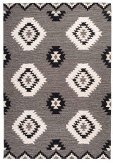 ETHNIC TRIBE RHOMB GREY