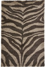 PORTO ZEBRA BROWN BEIGE