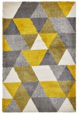 NOMAD CHEVRON GREY YELLOW