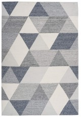 YOGA TRIANGLES GREY
