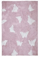 PICCOLO BUTTERFLIES PINK