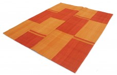 PATCHWORK 007 ORANGE