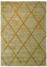 LUXURIOUS RHOMB YELLOW