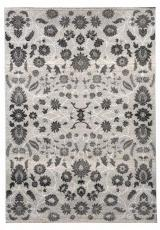 ORIENT FLORAL DAMASK GREY