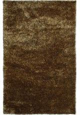 HANDWOVEN DELUXE SHAGGY BROWN MIX