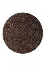 COSY GLAMOUR ROUND BROWN