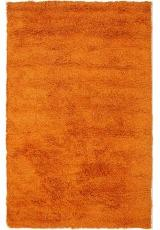 VENICE HANDWOVEN SHAGGY ORANGE