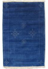 NEPAL ORNAMENTAL BLUE 2218