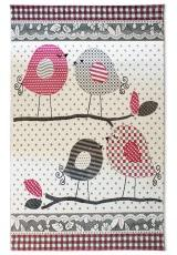 DIZZIE KIDS BIRDIES GREY
