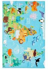 MY TORINO KIDS TOK 233 WORLD MAP