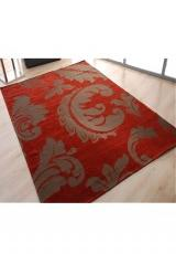 TOSCANA SATIN GEORGE RED