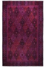 VINTAGE KILIM COLORS II 750 PURPLE