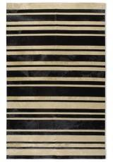 STRIPES BEIGE BLACK 3059